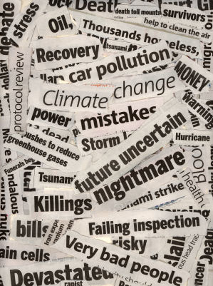 The pathological pursuit of bad news