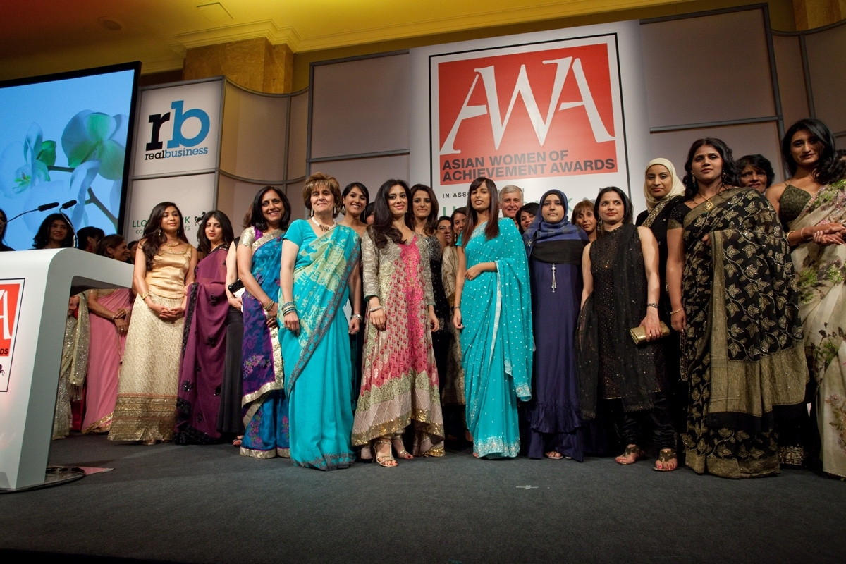 Who will be crowned Asian Women of Achievement Entrepreneur of the Year 2012?