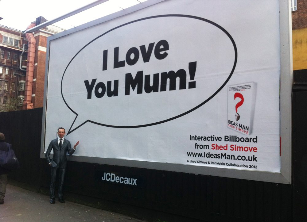 How I reached millions with one billboard