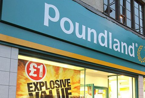 Poundland picks up eight Peacocks stores