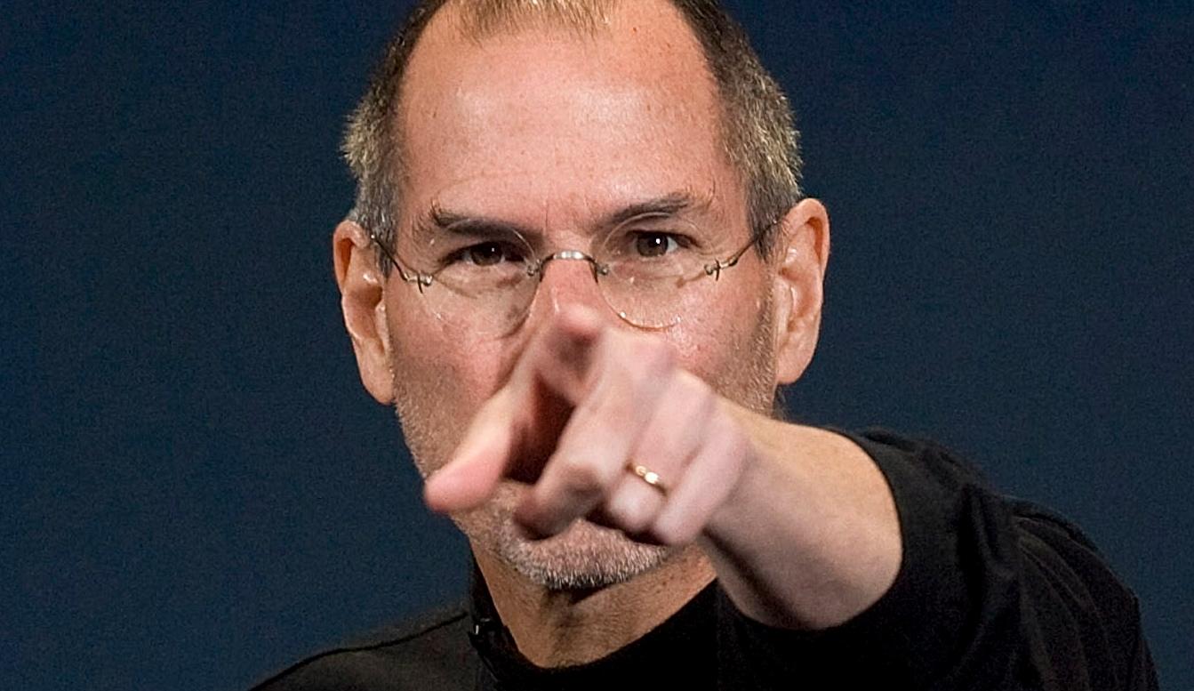 Steve Jobs vs. Bill Gates vs. Larry Page vs. Eric Schmidt vs. Steve Balmer vs. Tim Cook