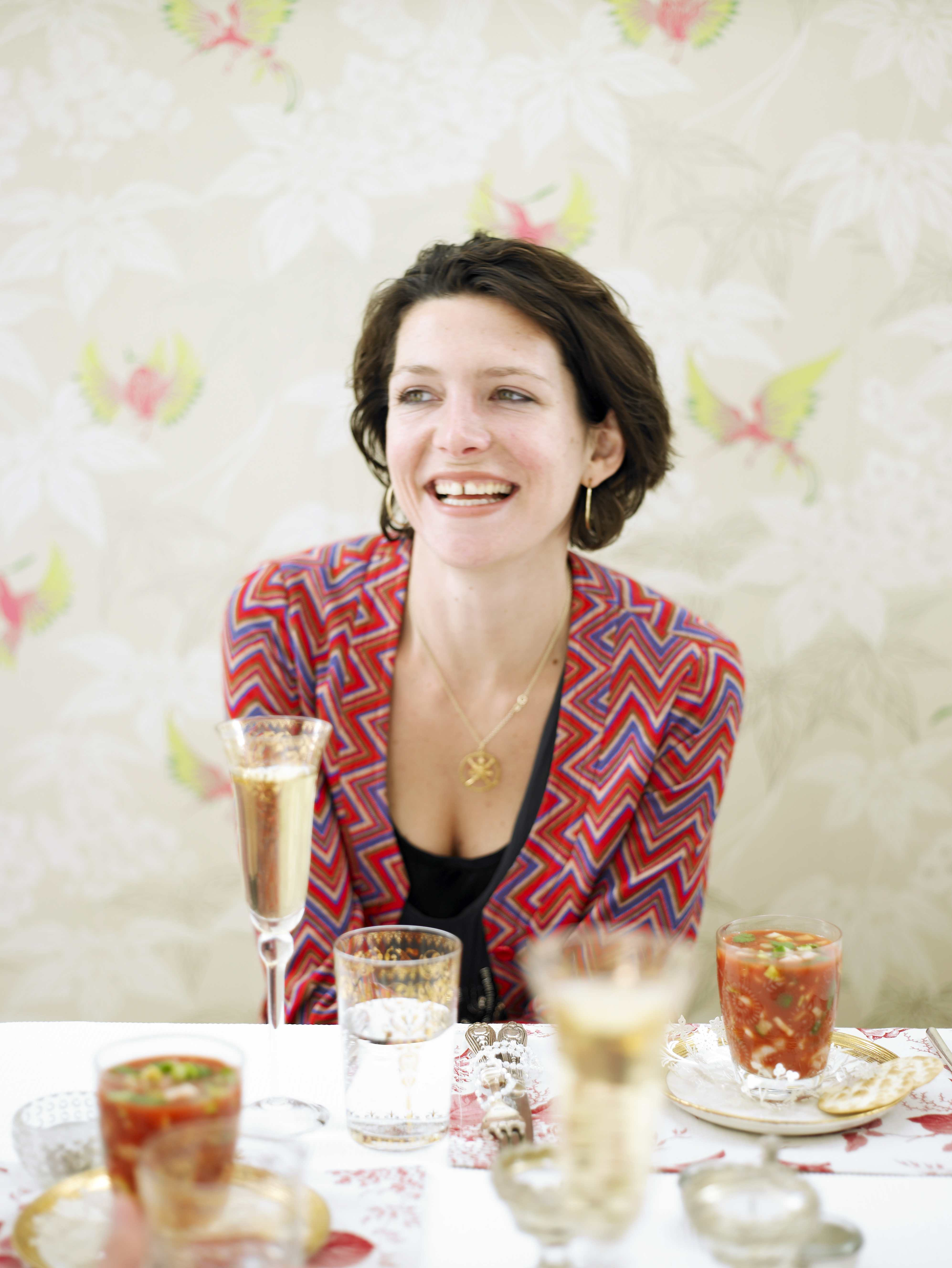Wahaca founder at Women of the Future Summit