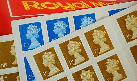 Royal Mail will stamp out all its customers