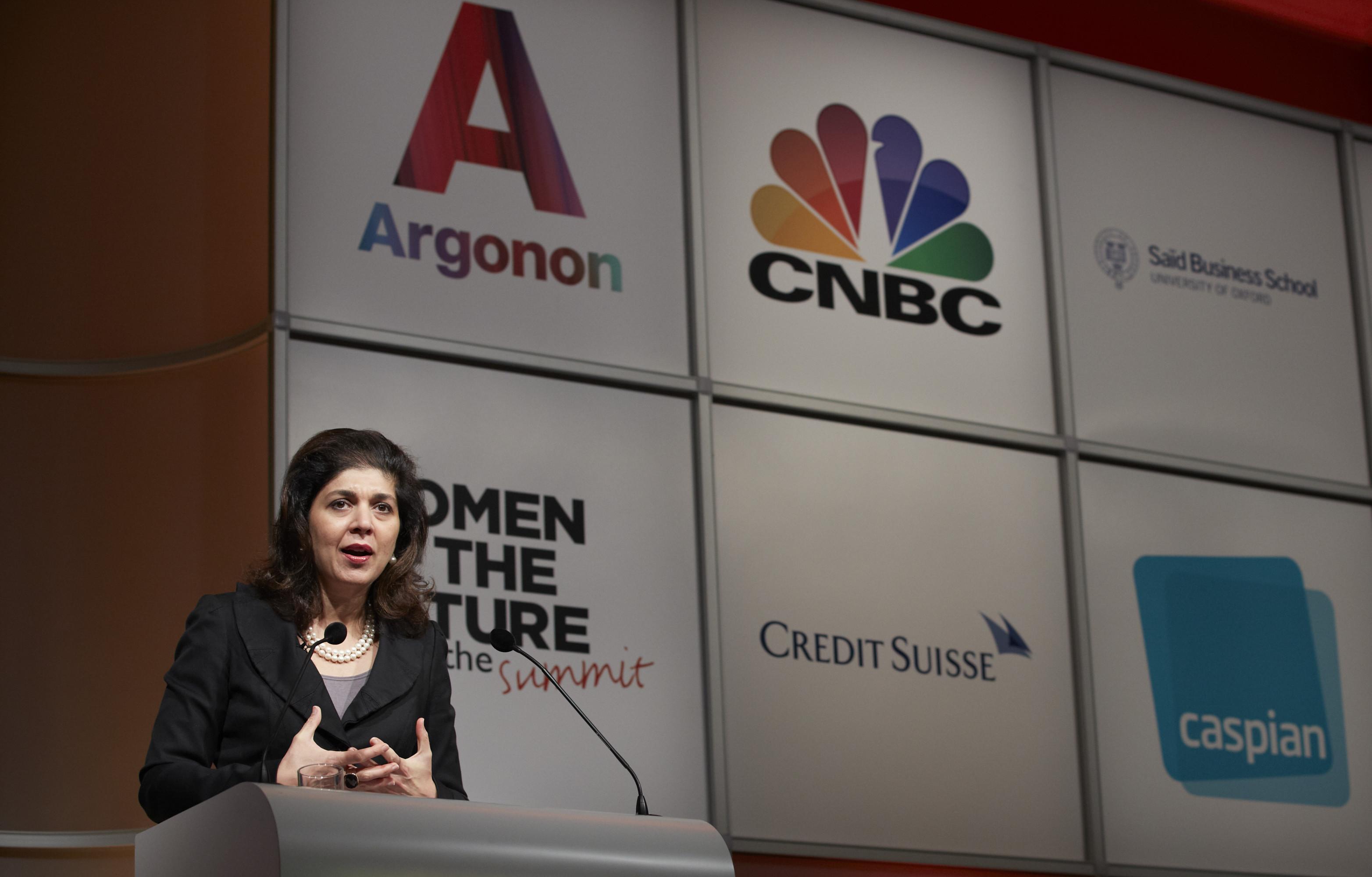 Farah Pandith: Entrepreneurship is evolving