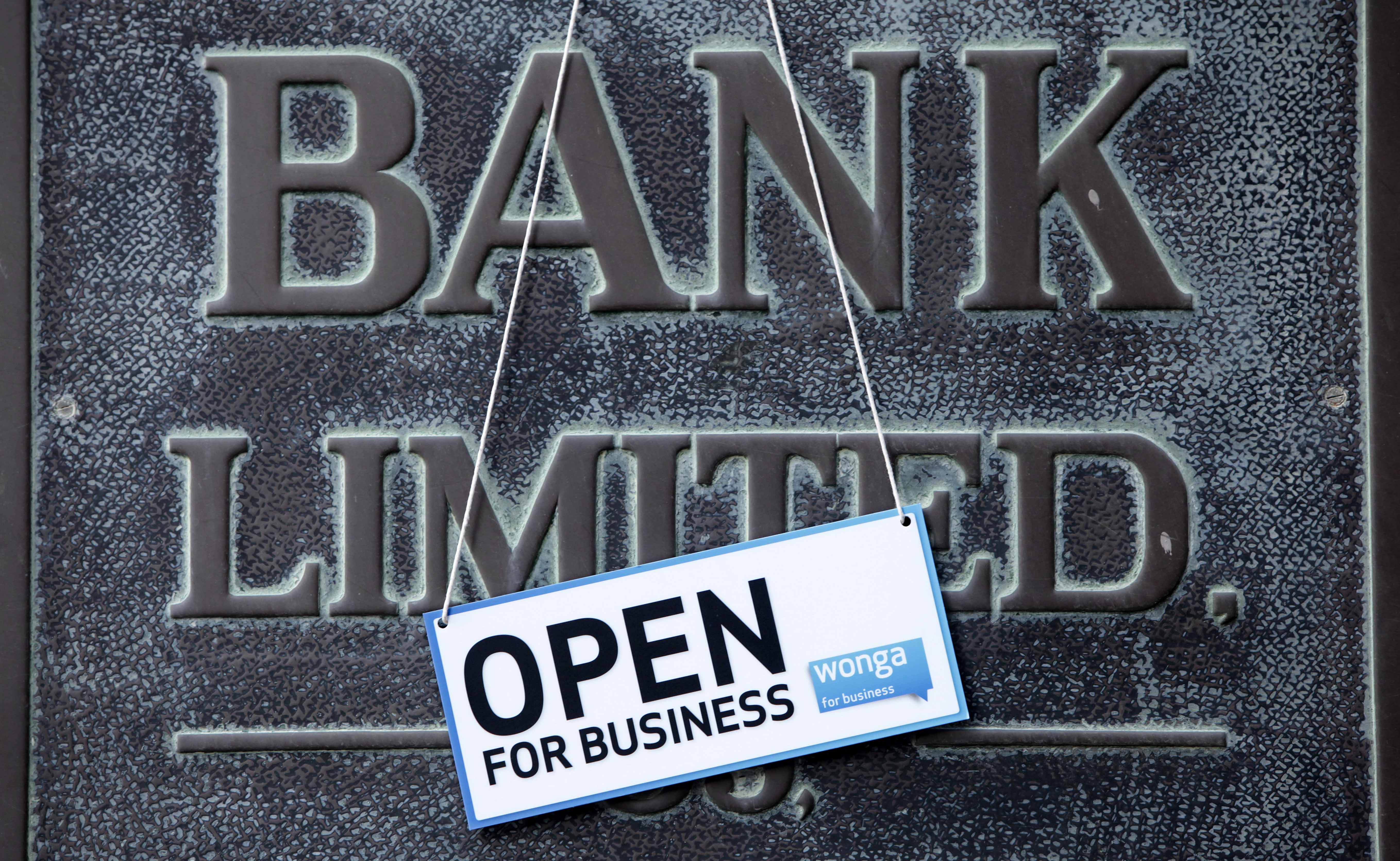 """We save you time, we save you money"" – Wonga open for business"