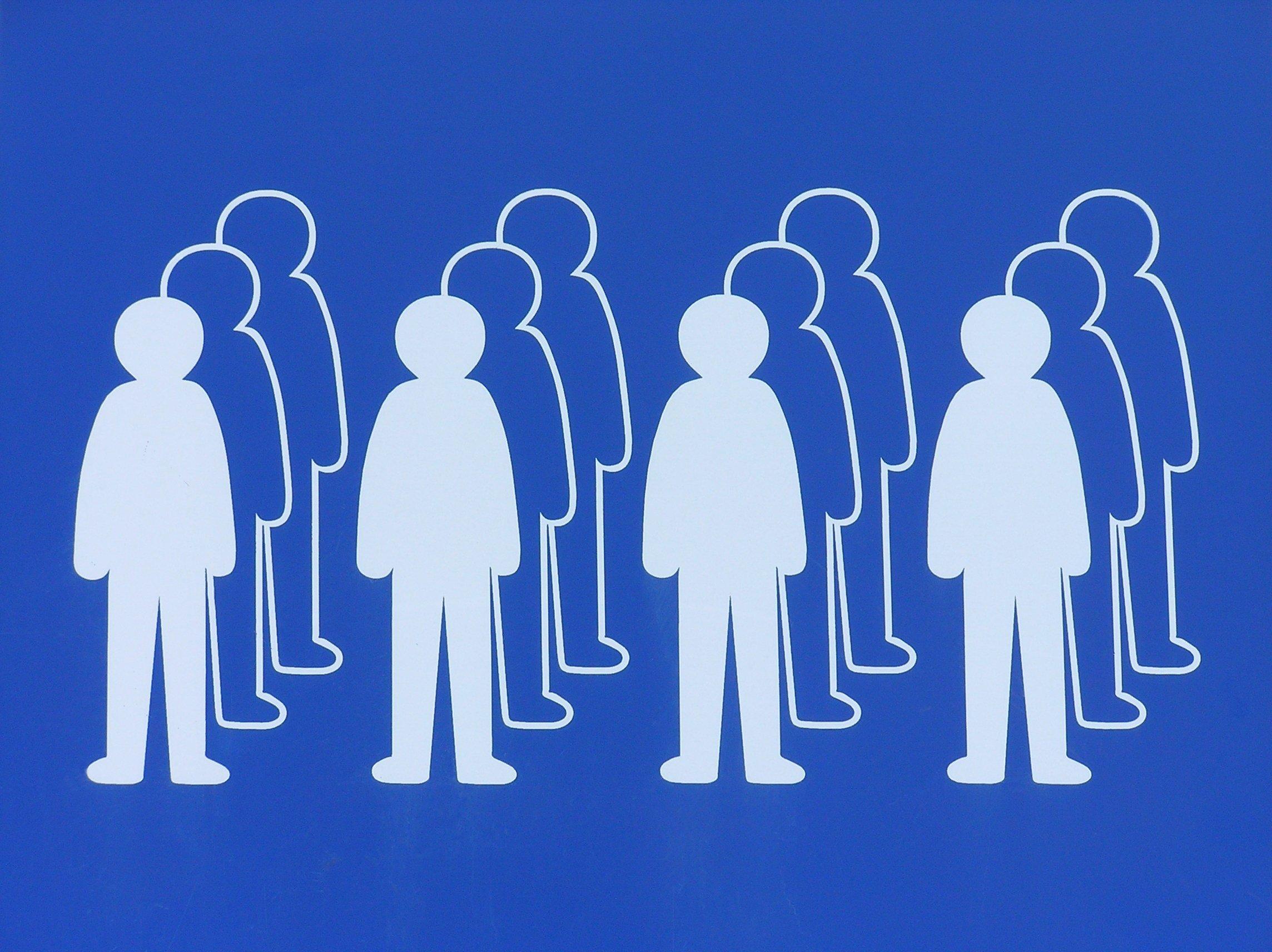 Britain's queueing epidemic