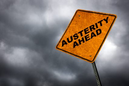 Austerity is not helping business!