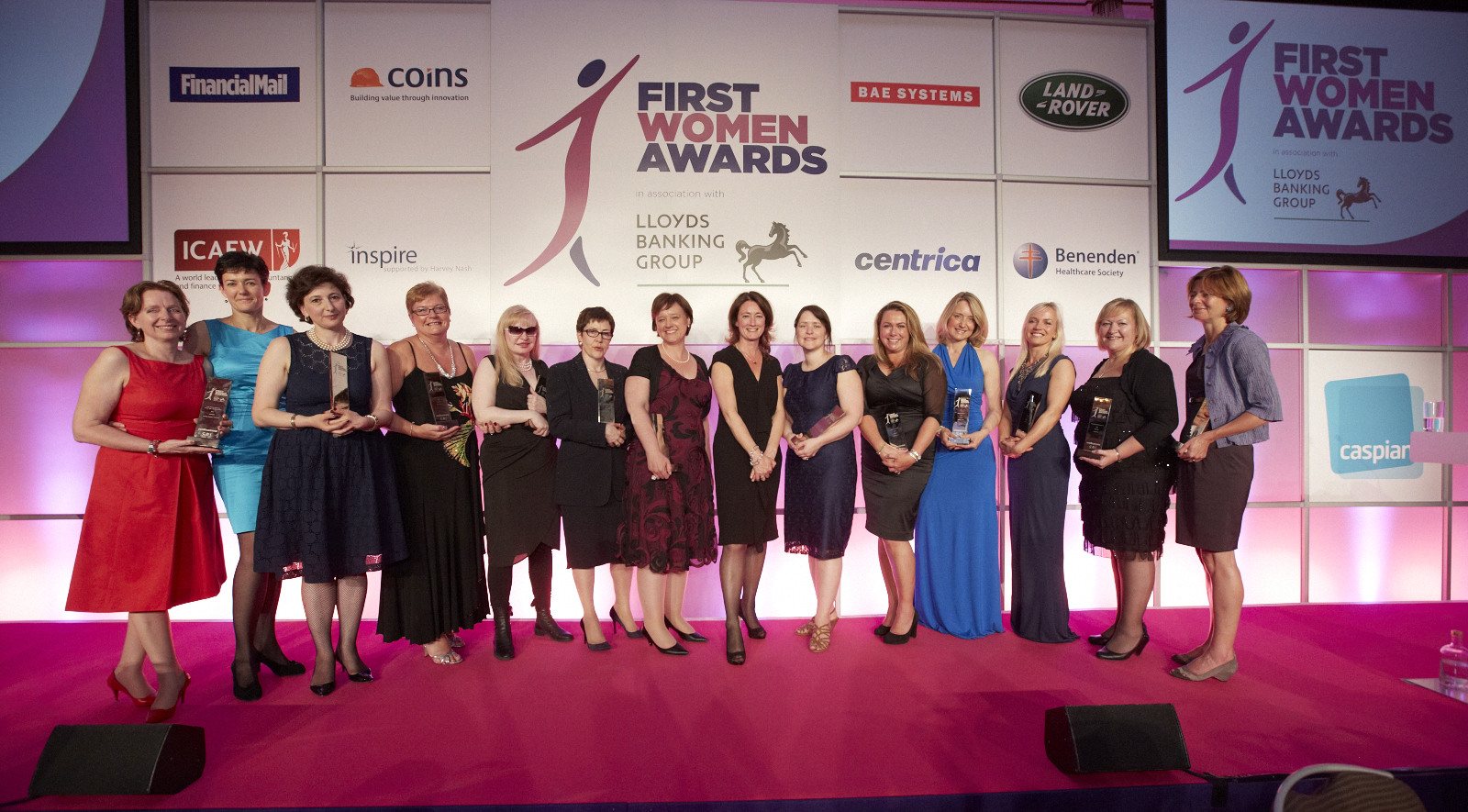 First Women Awards 2012: Winners announced