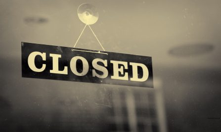 1 in 10 SMEs have considered closing down