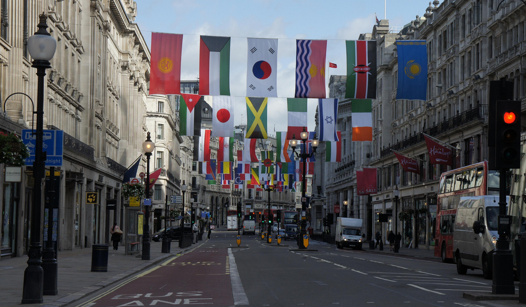 London high streets benefit from ?250m investment