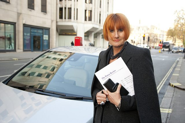 The Mary Portas publicity stunt