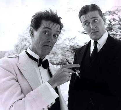 Here's to the great assistants of the world: We all need a Jeeves sometimes