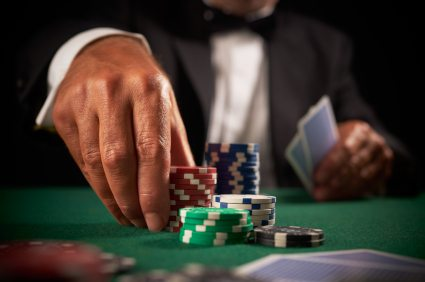 Business breaking with tradition: Gambling like a geek