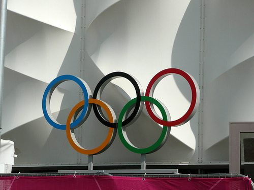 Olympics: Mid-market prepares for rise and fall of revenues