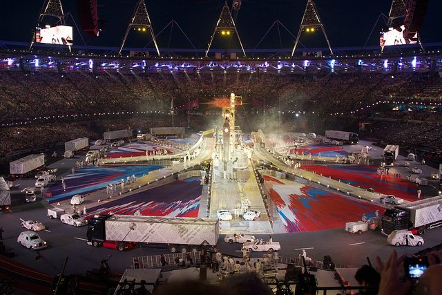 The London Olympics legacy for UK business