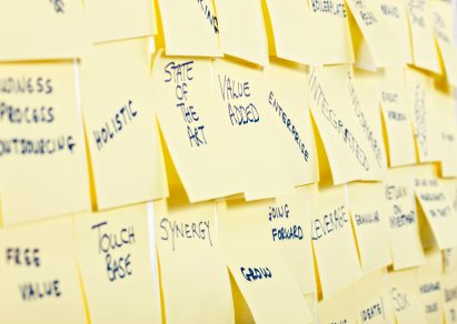 Information overload shakes up business priorities