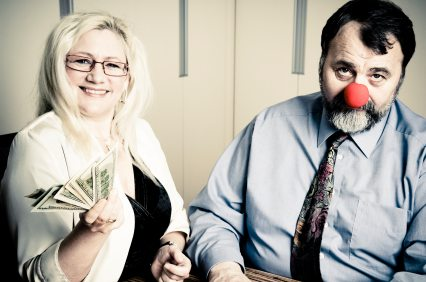 Don't let humour get in the way of business growth