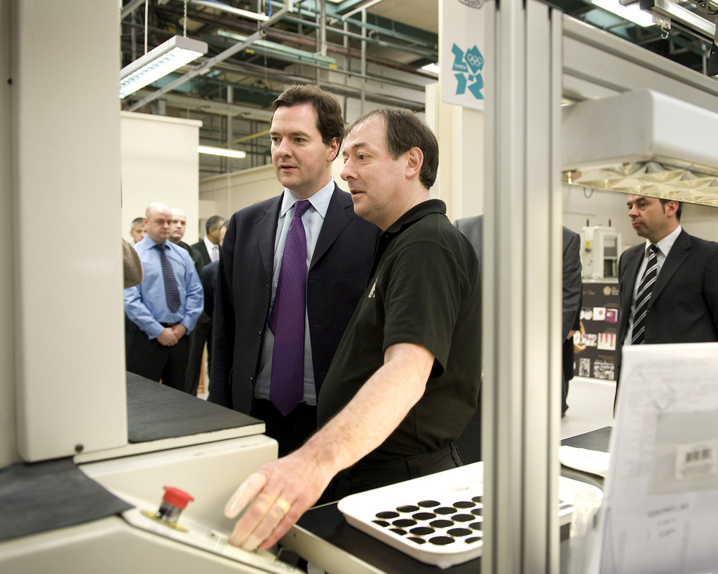Osborne's new small business bank: What will it do, and who will run it?