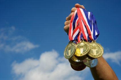Turning gold medals into gold for the economy