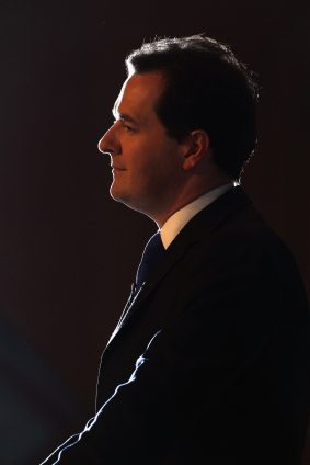 Autumn Statement: George Osborne worked with what he's got