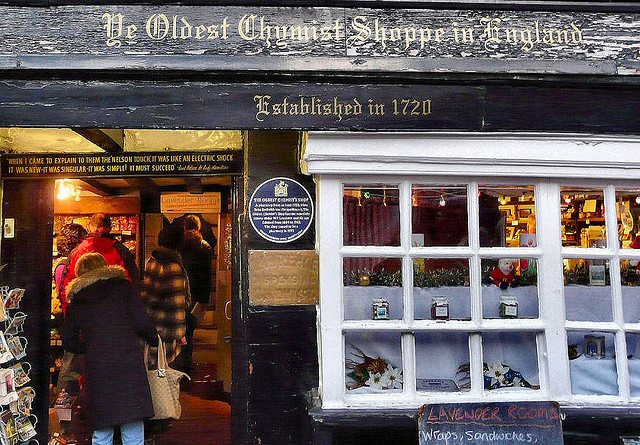 The oldest family businesses in Britain
