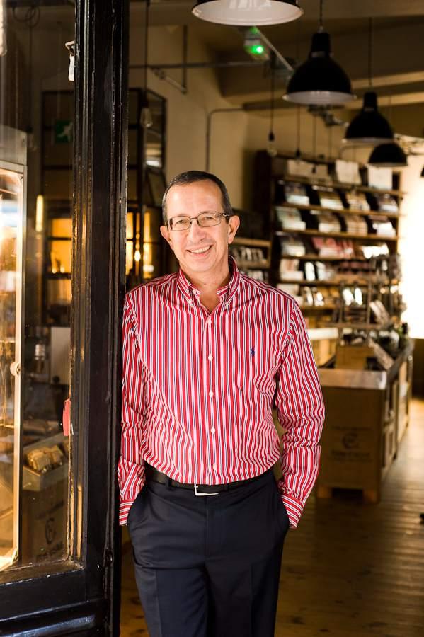 Speaking at Real Business Funding: Peter Harris