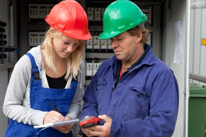 The first steps of hiring an apprentice