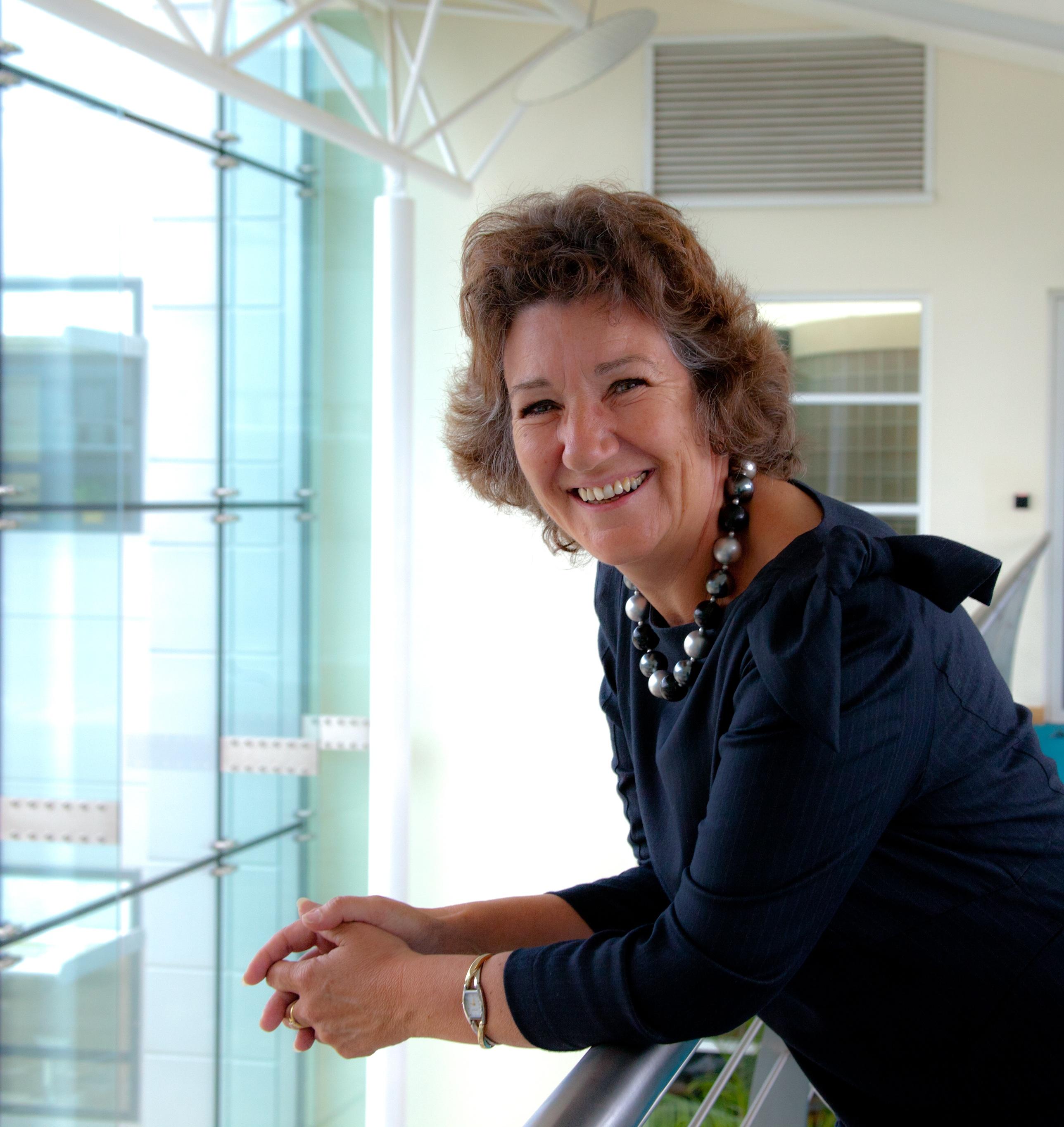 Speaking at Real Business Funding: Bev Hurley