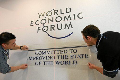 Davos: Social entrepreneurs never relax