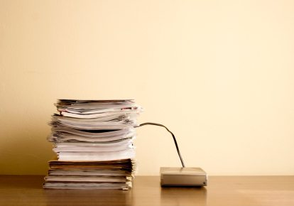 Is paperless the key to more sustainable business?