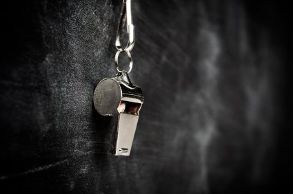 Don't shoot the messenger: How to build a whistleblowing system