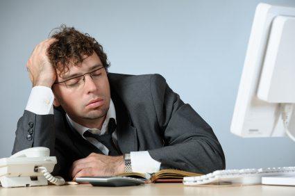 Flexible working kills business relationships