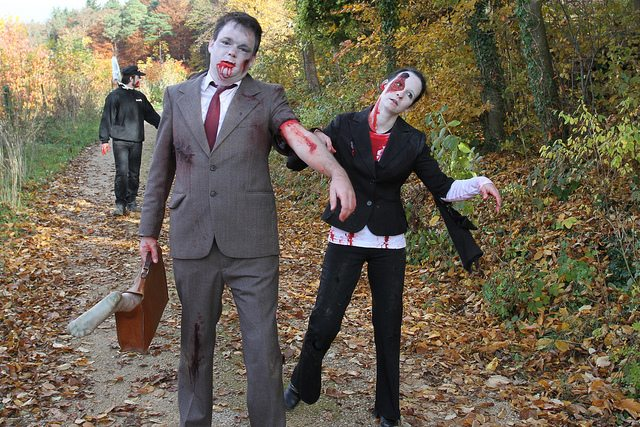 Zombie businesses: Plight of the living dead