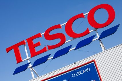 Tesco: 1 of the biggest investors in food and retail