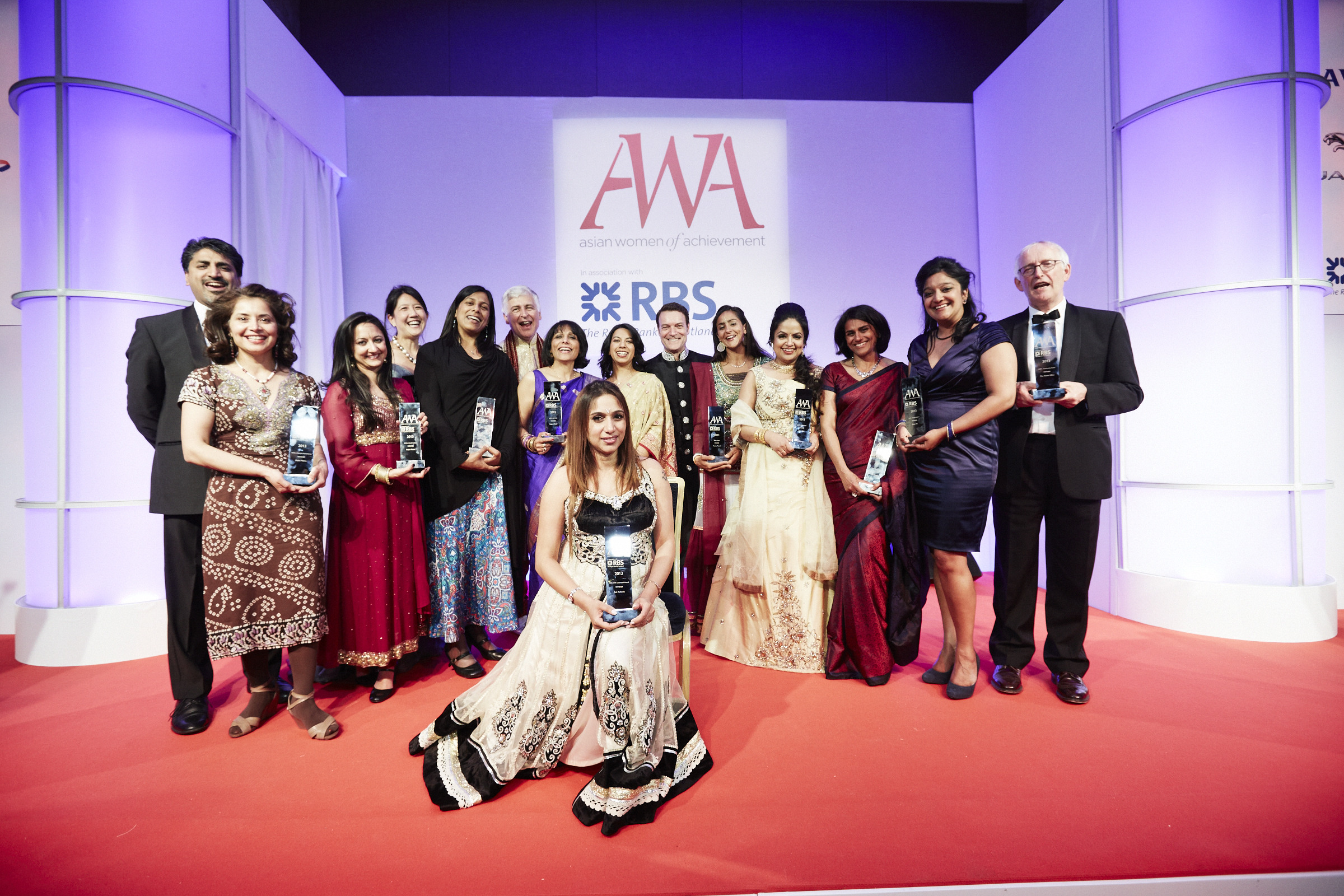 AWA 2013: The winners, the stars, the glamour