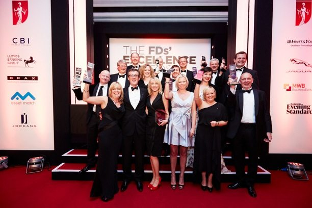 Media and technology big winners at FDs' Excellence Awards