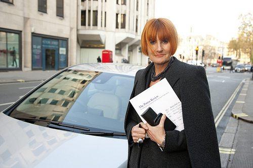 Saving the high street is not Mary Portas's job