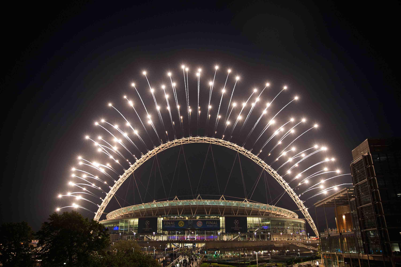 Fancy a trip to Wembley Stadium?