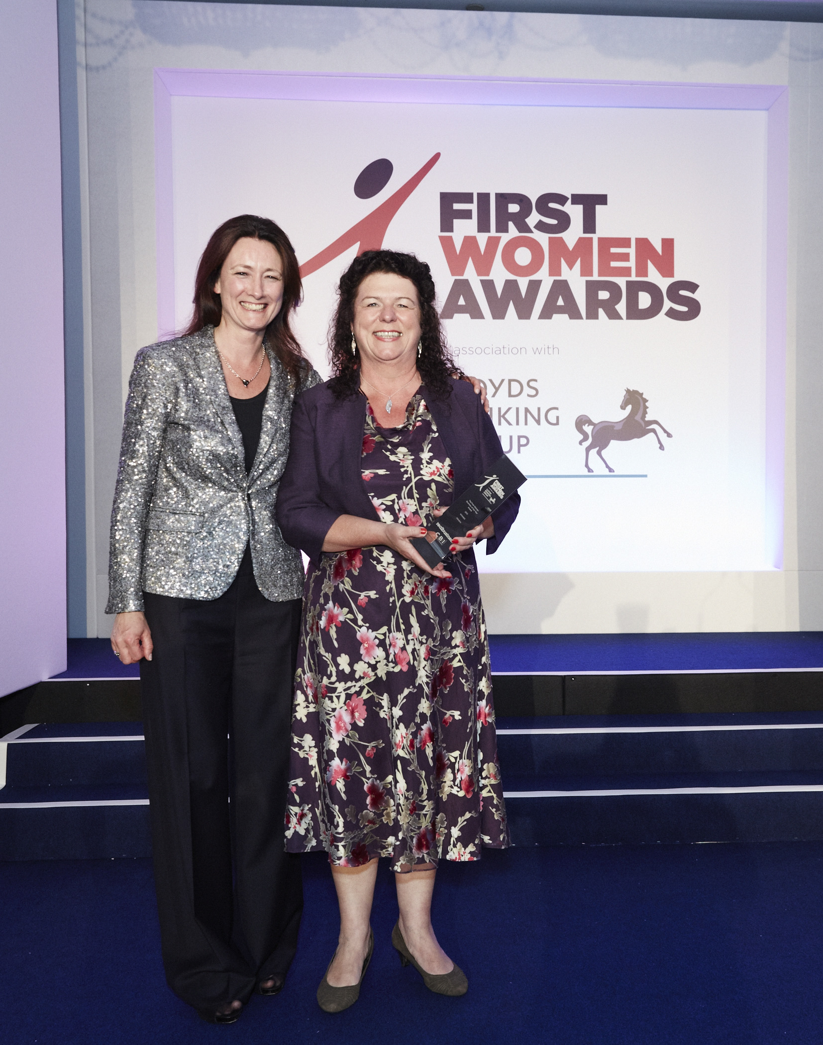 The pride of Suffolk wins First Women Business of the Year