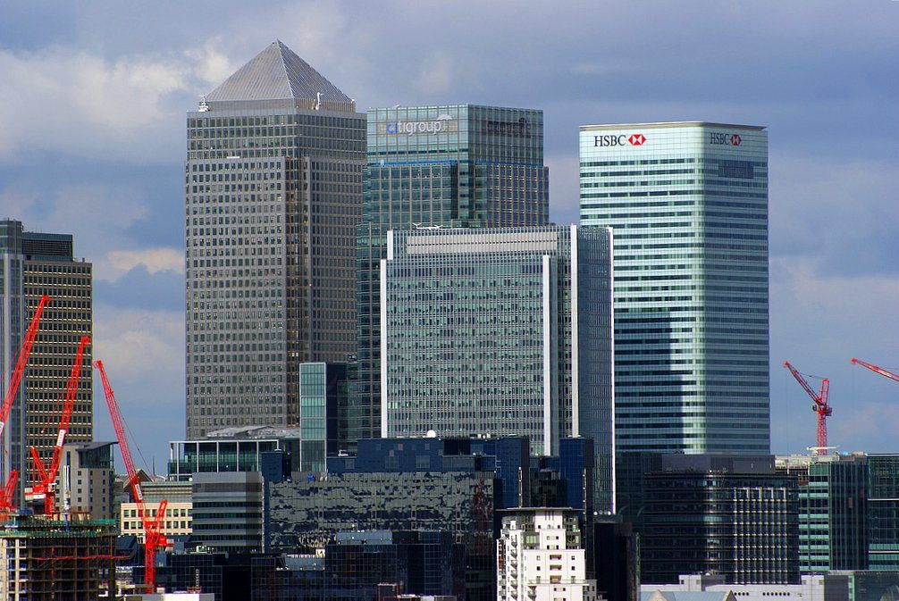Bank lending to businesses is 25% less than before the crash