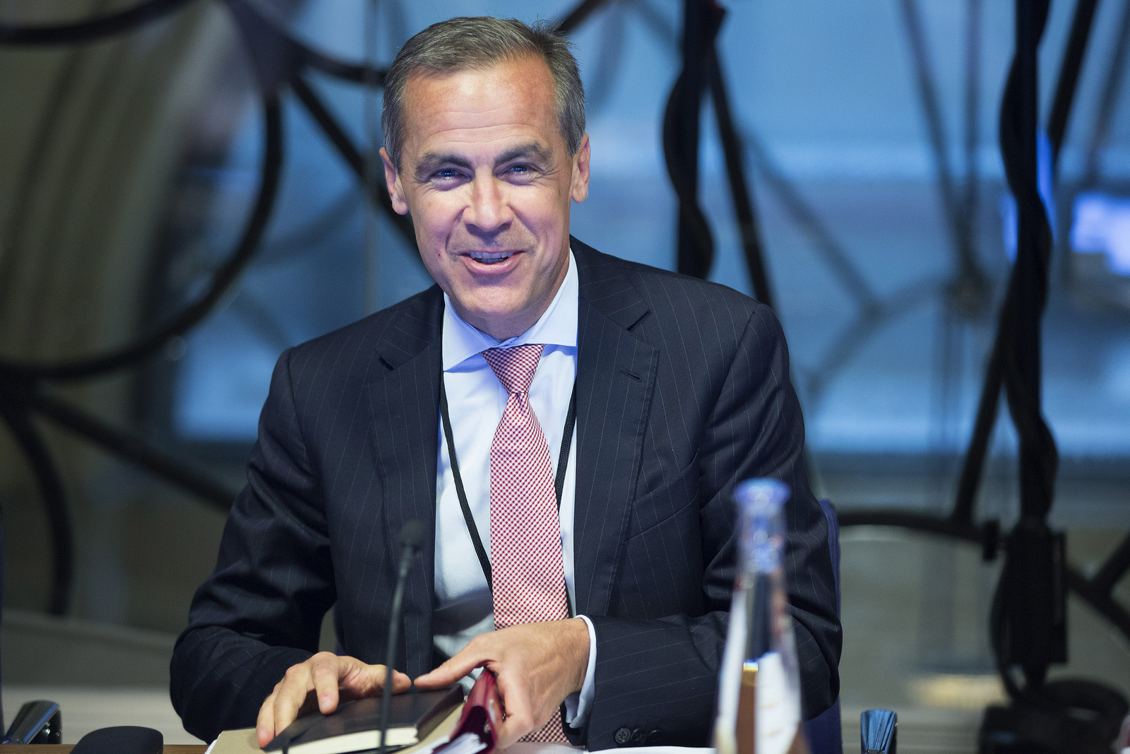 Small businesses back Mark Carney