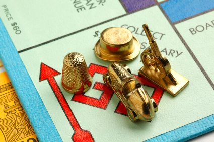 Monopoly: The risky game entrepreneurs play