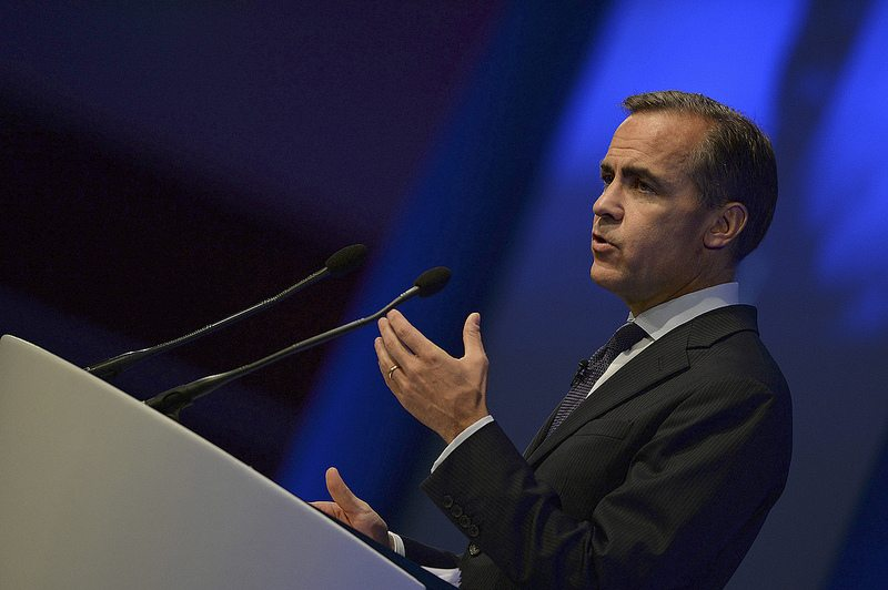 How foreign stars like Mark Carney network to the top of British business