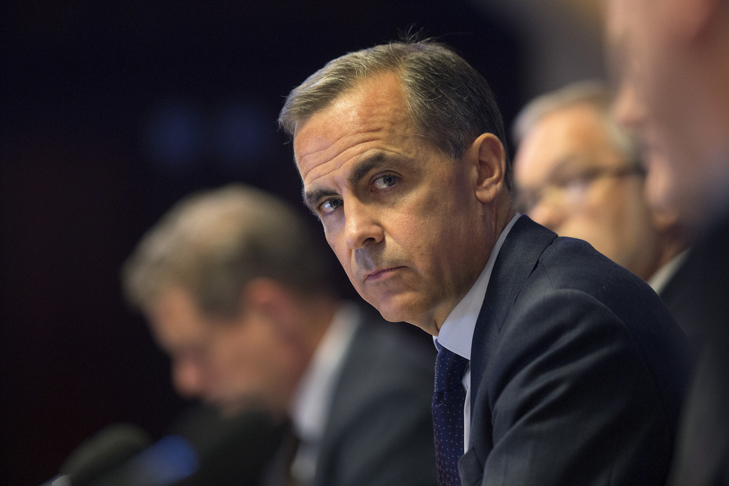 Why Mark Carney will have his place in history