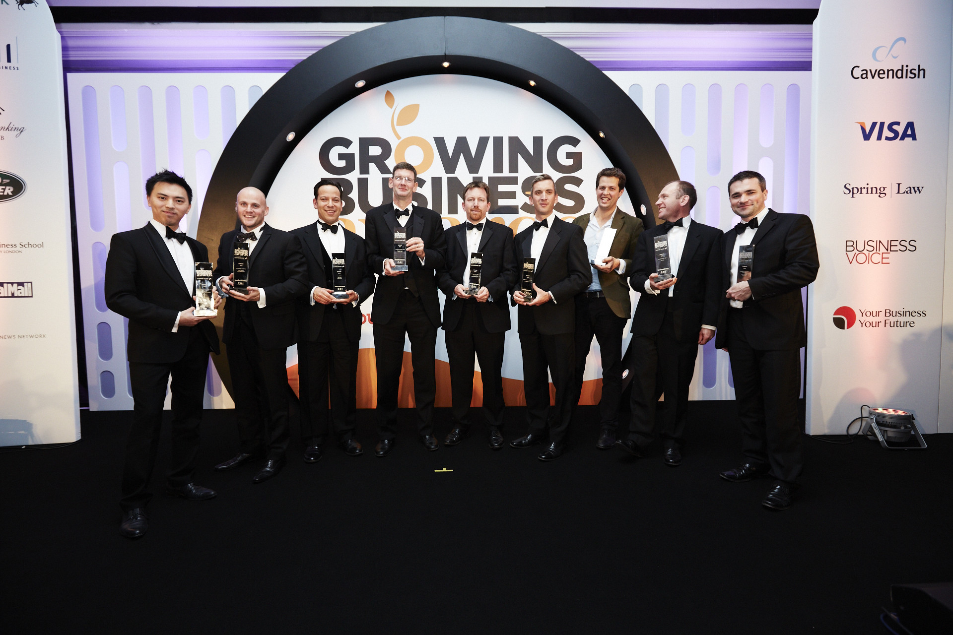 Growing Business Awards 2013 shortlist announced