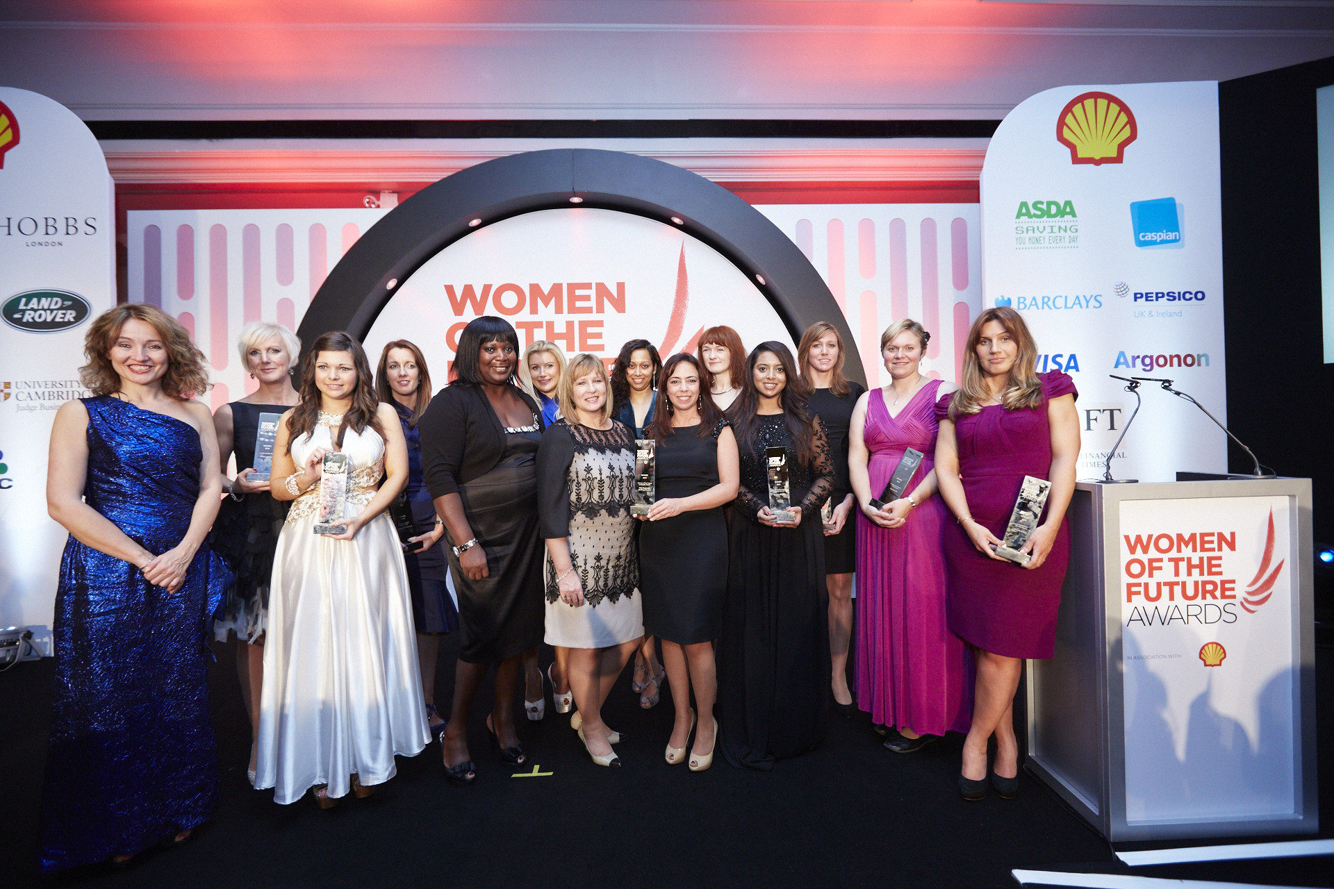 Women of the Future 2013: Shortlists announced