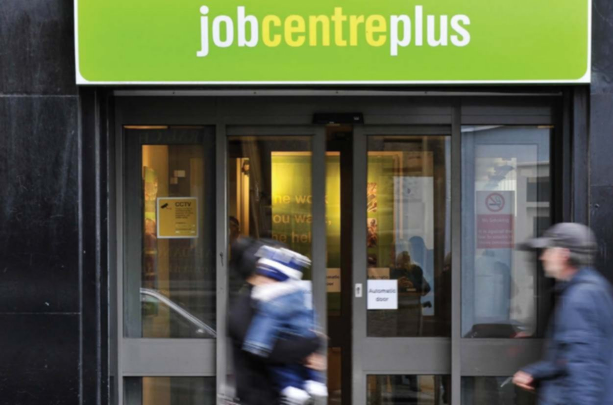 """Britain is heading for an """"unemployment cliff"""""""