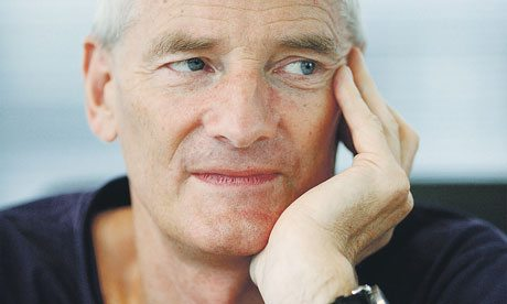What keeps Sir James Dyson up at night?