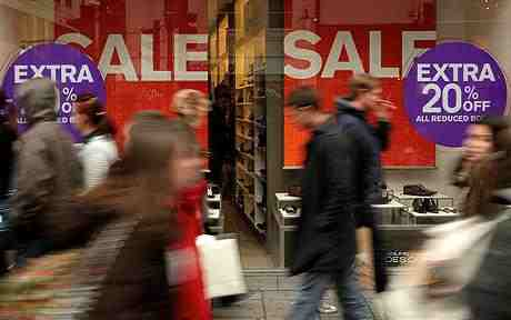 High-street sales continue to accelerate