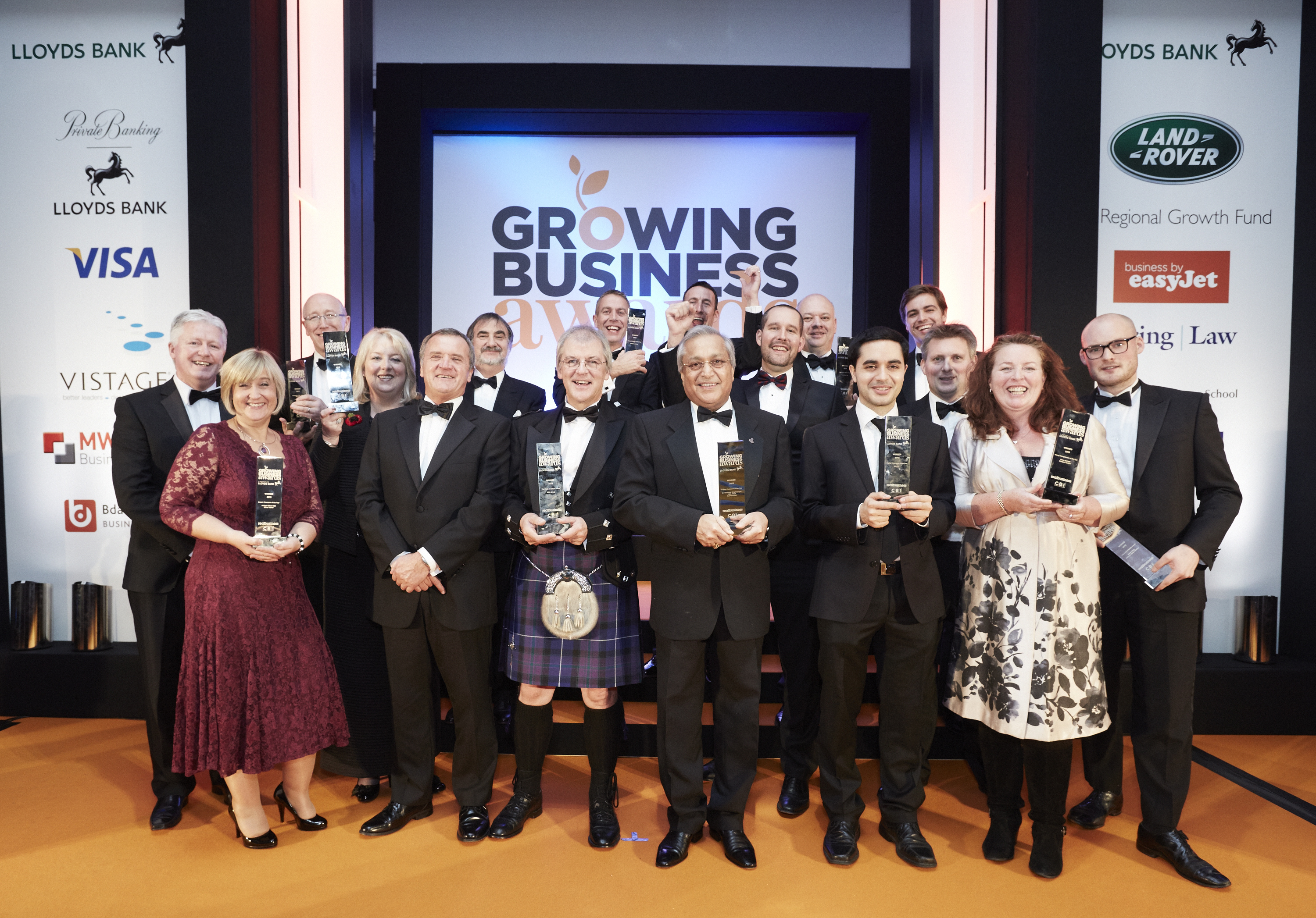 Growing Business Awards 2013 the winners